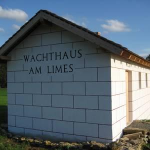Wachthaus am Limes in Widdern