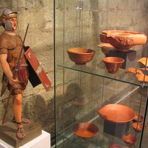 Weygang-Museum Römerfunde aus Öhringen